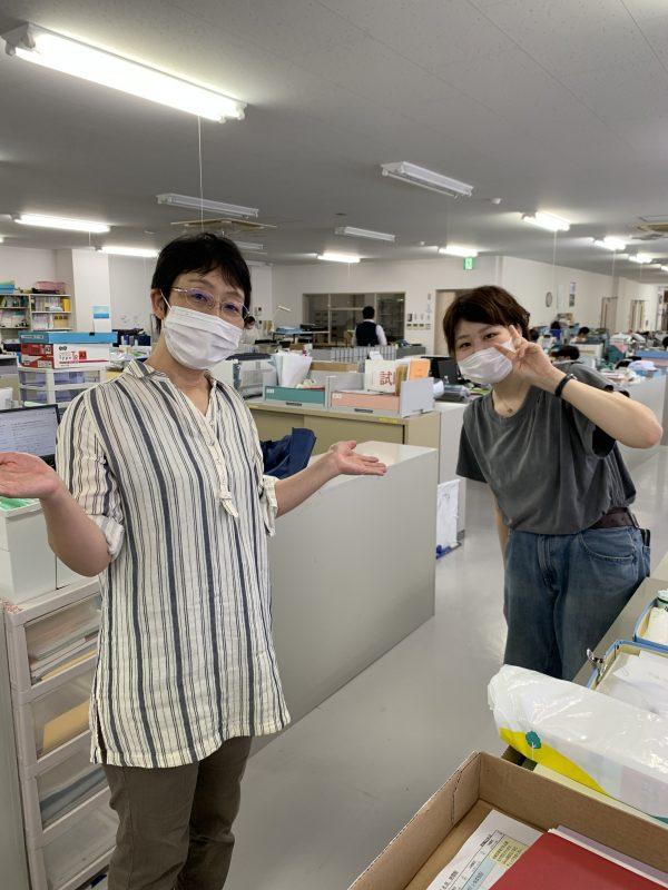 佐藤先生と卒業生