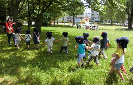 草笛公園(さくらんぼグループ)