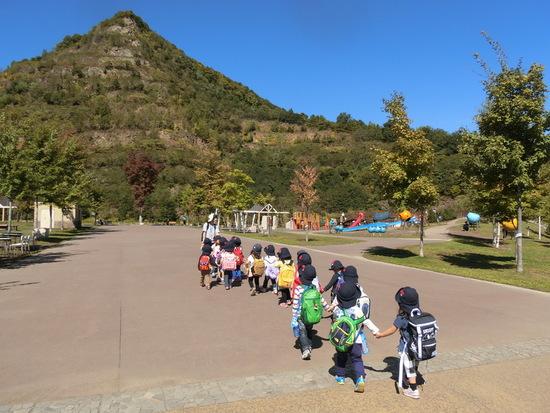 さくらんぼ3・4 五天山公園遠足