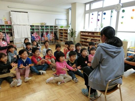 手稲東小学校6年生 職業体験