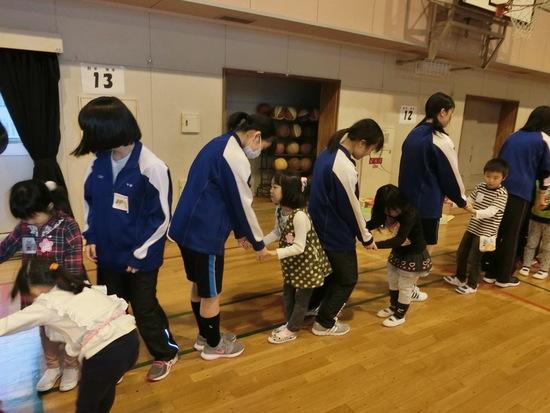 手稲東中学校3年生とふれあい交流会 2回目!