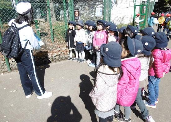 年長 小学生の動物園ガイド♪