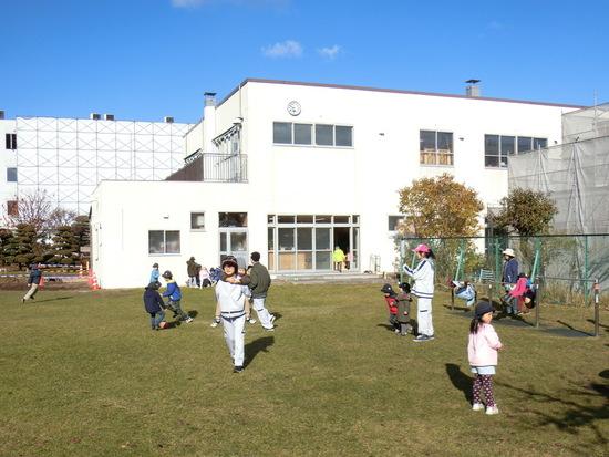宮の丘中学校職業体験
