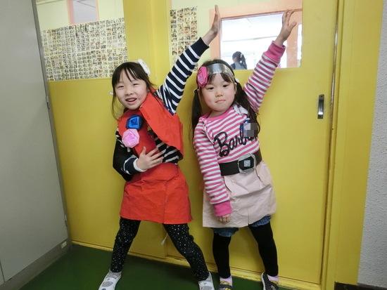 桜幼稚園ダンス部誕生⁉