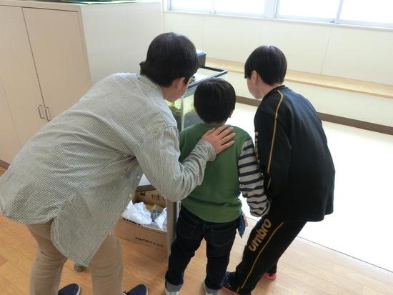 小学校訪問(年長)