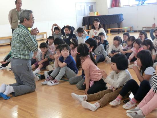 エコキッズプログラム(年長組)