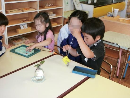 手稲東中学校 職場体験