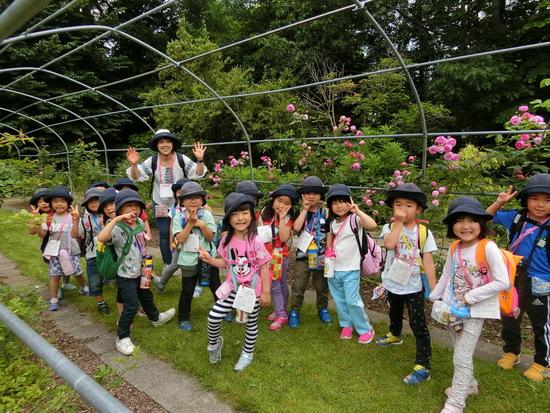 北海道大学植物園 ~年長~