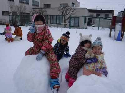 *冬休み初日*