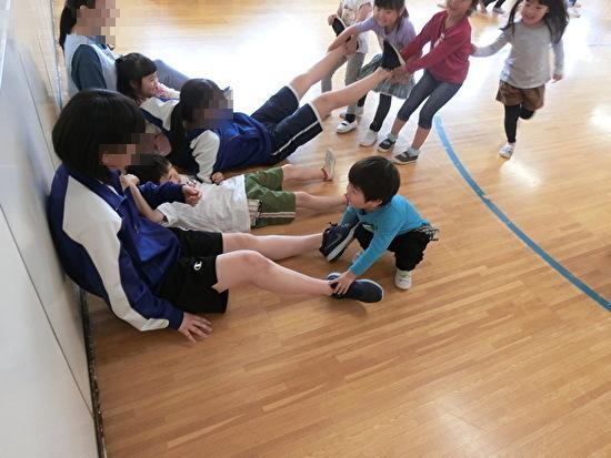 手稲東中学校 職業体験