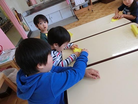 手稲東小学校 職業体験