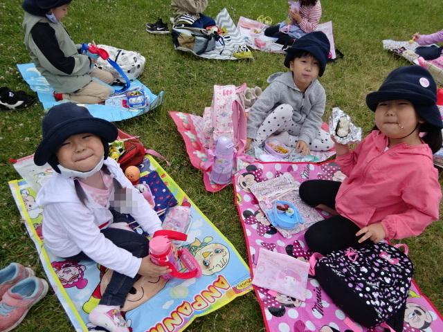 くりグループ ピクニック♪