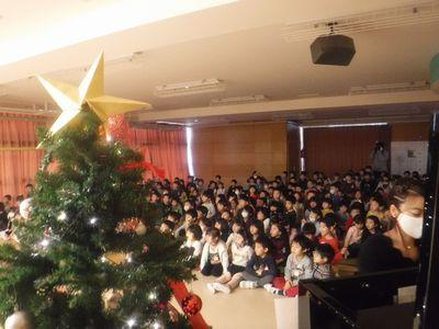 *クリスマス会①*