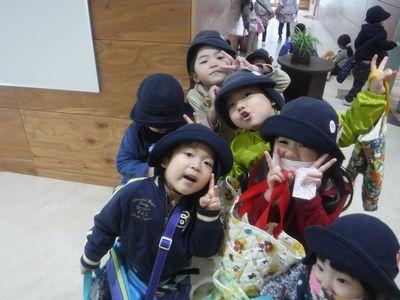 *幼稚園の生活*